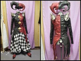 Shaco progress by Atobe333