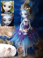 Lagoona blue MH repaint by BestHexe