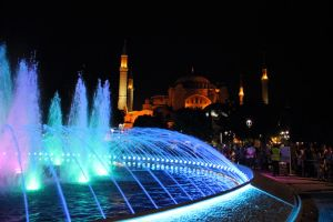 Istanbul 2012 - Sultanahmet 2 by Demonescuro
