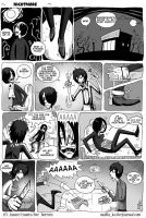 the horrors comics by Masha-Ko