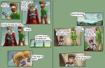 We 3 Kings pages 229-230 by ShadowCatGamer