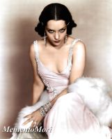 Pretty in pink, Lupe Velez. by M3ment0M0ri