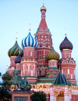 St. Basil's Cathedral by 0149