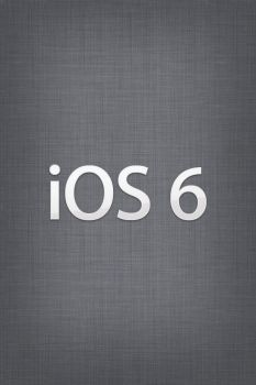 iOS6 Welcome wallpaper iPhone 4/4s by almanimation