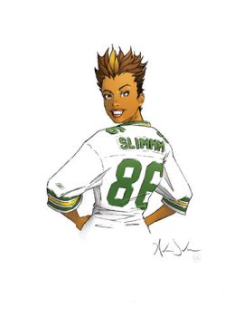 Packer Fans by SlimmmGoodie