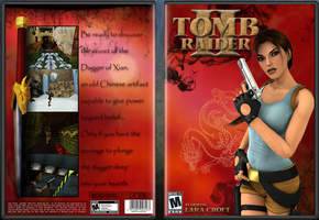 Tomb Raider Reinvented Entry [TR2] by SKing-TRF