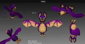 Nibbly by xLithx
