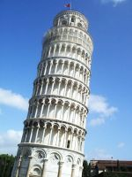 The Leaning Tower of Pisa by Liv-the-Musician