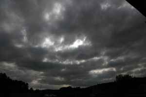 A cloudy day by piotrkol91