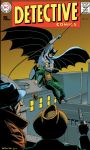 Detective Comics 75th Anniversary-Benton Jew by bentonjew