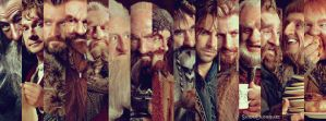 The Hobbit Cast Image by ShidoLionheart by ShidoLionheart