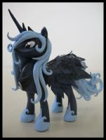 Luna Sculpture by SaveBlackSheep