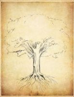 Annual Report Tree by seanwthornton