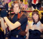 Leon and Haruhi at MTAC 2013 by Hamm-Sammich