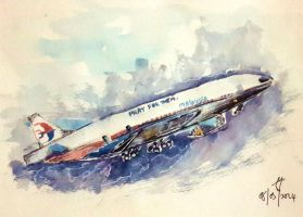 PrayForMH370 by r2born