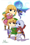 skyward chibis ver. 2 by Arkel-chan
