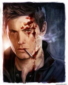 Dean Winchester - In Blood by Petite-Madame