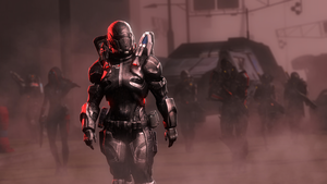 N7s In The Mist by lonefirewarrior