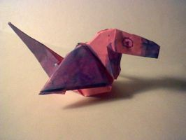 porygon origami by KIMMON