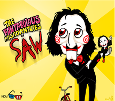 Fantabulous Adventures of Saw by Hnser