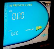 Electronic Parking Fare Meter by moonlightrose44