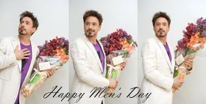 RDJ - Happy Men's Day by HileyCaine