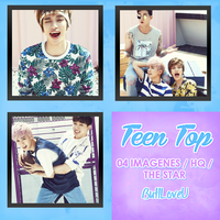 +Teen Top | The Star | - Photopack 14 by ButILoveU