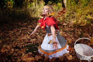 Red Riding Hood - 3 by alucardleashed