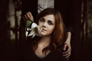 Lily kiss by NataliaDrepina