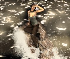 Lara Croft: Tomb Raider - Castaway by Roli29