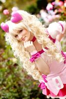 Pretty Cure - Pink Heart by aco-rea