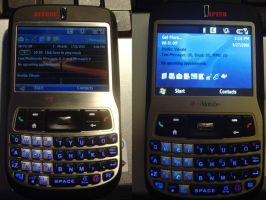 T-Mobile Dash___ HTC S620 by Chairollin1