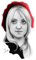 Evanna Lynch by JuliaFox90