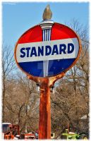Standard Oil by erbphotography