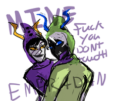 THE YAOIEST MOTHERFUCKERS WHO EVER LIVED by HemeraTak