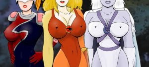 The Great Breasts of 3rd Earth by Patches67
