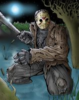 Jason by Crazy-mono-maniac by Horror-Forever
