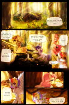 MLP comic: SOADD 3 by AquaGalaxy