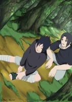 Oi, Sasu - Can't you be more careful? by Chillovery