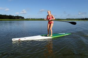 Stand and Paddle SUP 5204 by PaddleGallery