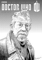 John Hurt as a Doctor Warrior (DOCTOR WHO) by Ser-Joe