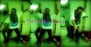 The Ghirahim Dance by PockyBoxxProductions