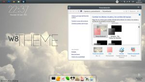 W8 Theme: For Windows 8 by tutorialesiiine