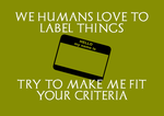 Labels by CivilSkeptic