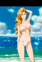 BLEACH DIA DE PLAYA 1 by BIAKUYA1