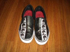 Beatles Shoes by artsysav