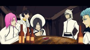 Arrancar Bar by AizenSousuke
