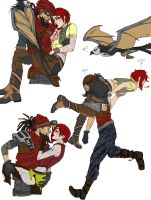 Borderlands dump by Galaxia0