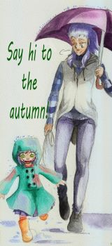 Hi Autum by Ey-chan-Y-Taipu