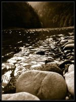 Dunajec River by dra-art